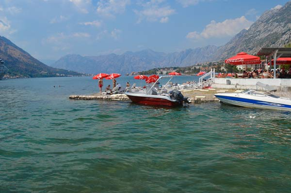 Crystal Water of Montenegro & Mountains