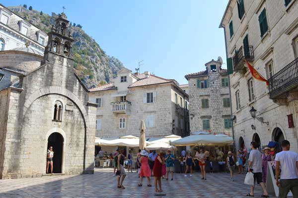 Shopping - Kotor, Montenegro