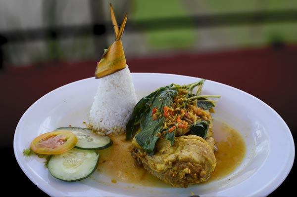 Bebek Betutu, Traditional Balinese Duck