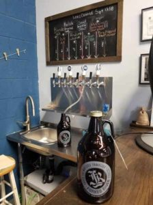 Forked River Beer On Tap
