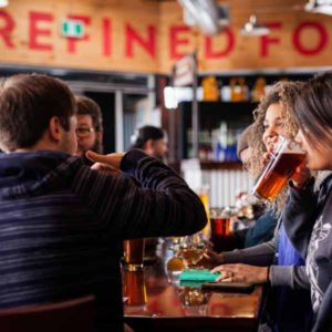 Friends Meet at Refined Fool Brewing Co.
