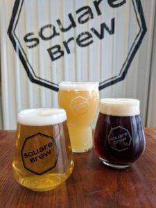 Square Brew Beers - Goderich, Ontario