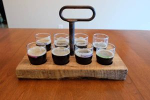 Stonepicker Brewery Beer Flight