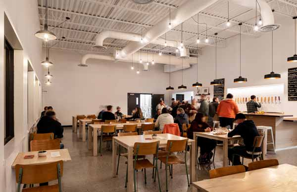 Tap Room - Storm Stayed Brewing Company